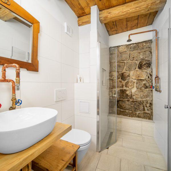 Koupelna v Domečku